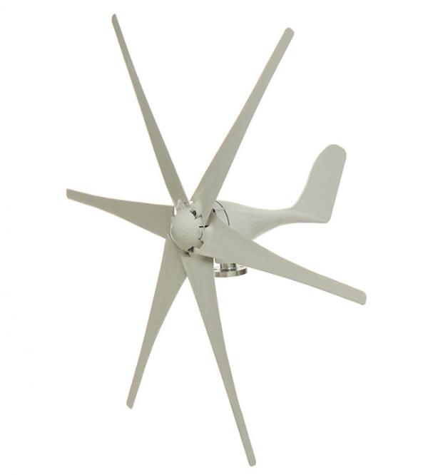 Wind Turbine Generator 1000W 12V/24V/48V - DIY-Geek