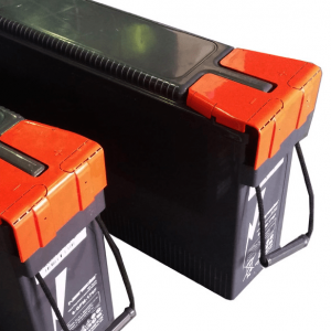 200AH AGM Narada Inverter Battery - DIY-Geek