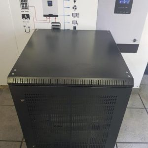 Battery Cabinet - Floor Standing - DIY-Geek