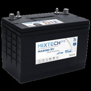 90AH 12V Deep Cycle Battery - DIY-Geek