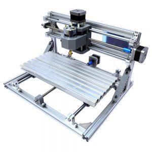 3018 3 Axis DIY CNC Router - DIY-Geek