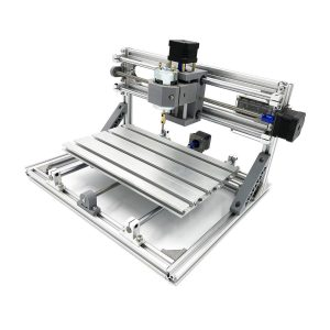 3018 3 Axis DIY CNC Router c/w 2500mW Laser Engraver - DIY-Geek