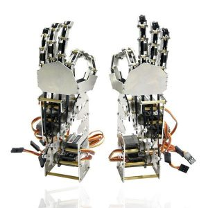 DIY 5dof Left or Right hand Mechanical Arms - DIY-Geek