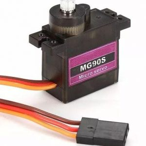 MG90S Metal Gear Micro Servo - DIY-Geek
