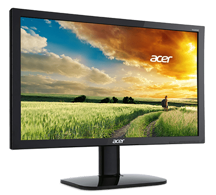 "21"" Acer Monitor (KA220HQ) - DIY-Geek"