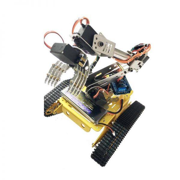 DIY RC Robot Tank - DIY-Geek