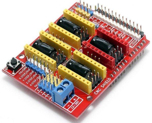Arduino CNC Shield V3 - DIY-Geek