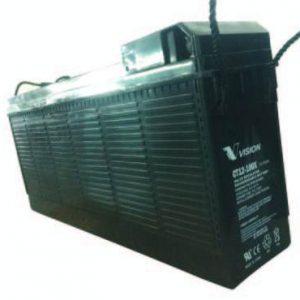 100AH 12V CT12-100X Vision Inverter Battery - DIY-Geek