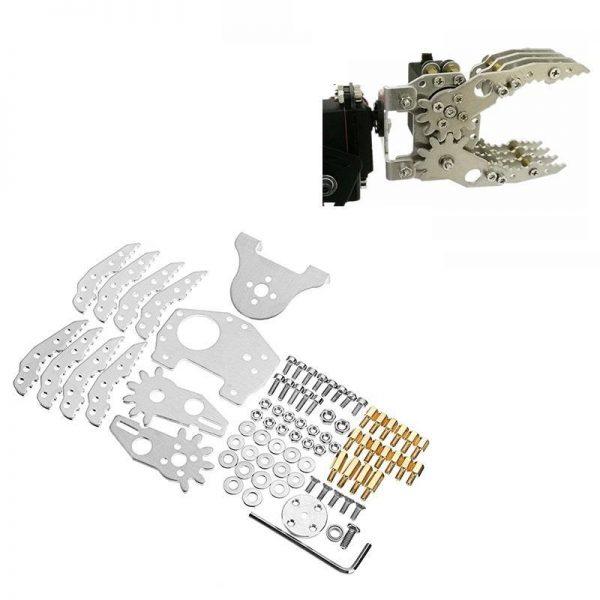 DIY 6 dof Mechanical Claw - DIY-Geek