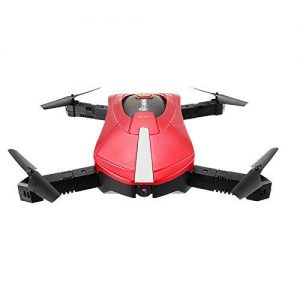E52 0.3MP WiFi Drone - DIY-Geek