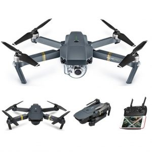 E58 2MP WiFi Drone - DIY-Geek