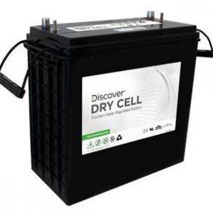 230AH Discover EV185A-A Inverter Battery - DIY-Geek