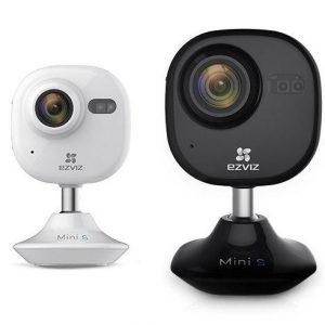 EZViz - Mini Plus Indoor Internet Camera 1080P - DIY-Geek