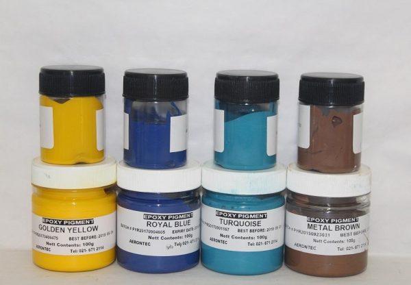 Epoxy Pigments - DIY-Geek