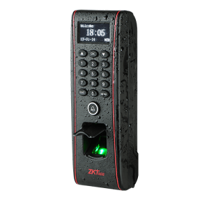 F17 - ZKTeco IP Based Fingerprint Access Control Units - DIY-Geek