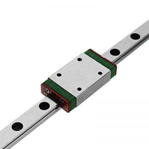 MGN7 Linear Guide Rails c/w Guide Block - DIY-Geek