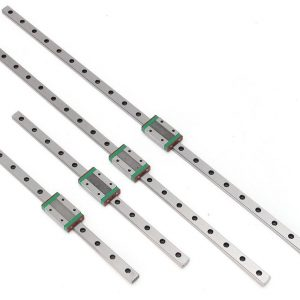 MGN12H Linear Guide Rails c/w Guide Block - DIY-Geek