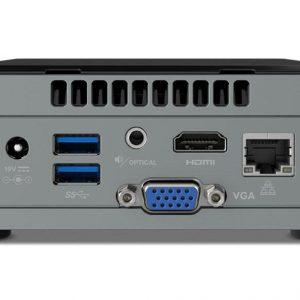 i3-8109U 3.60GHz Dual Core 8th Gen Intel Next Unit of Computing Kit (NUC) - DIY-Geek
