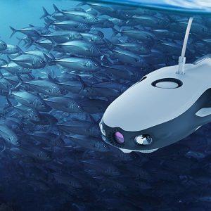 Power Vision Underwater Fishing Drone - DIY-Geek