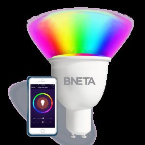 EZViz - IoT Smart Bulb GU10 - DIY-Geek