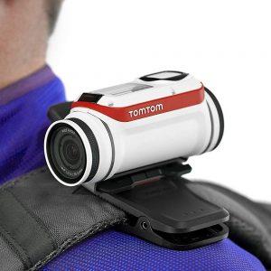 TOMTOM Backpack Mount - Bandit - DIY-Geek