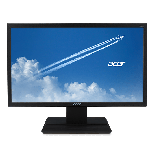 "19.5"" Acer Monitor (V206HQLBb) - DIY-Geek"