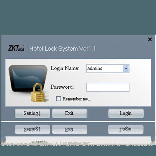 ZKBioLock Hotel Lock Software - DIY-Geek