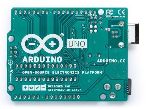 Arduino Uno Rev3 - DIY-Geek