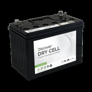 100AH Discover EV27A-A Inverter Battery - DIY-Geek