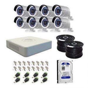 HIKVISION NVR CCTV Kits - DIY-Geek
