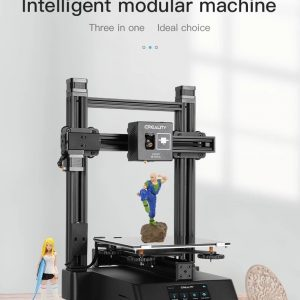 CREALITY 3D Printer New CP-01 - Three-in-one (3 in 1) Modular machine, 3D Printing, Laser Engraving and CNC Cutting Function - DIY-Geek