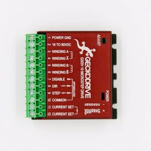 Gecko G203V Digital Stepper Driver - DIY-Geek