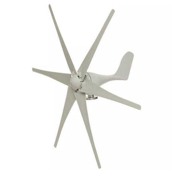 Wind Turbine Generator 4800W 12V/24V/48V - DIY-Geek