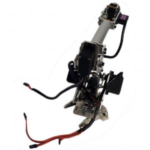 DIY 6dof Robot Arm MG996R - DIY-Geek