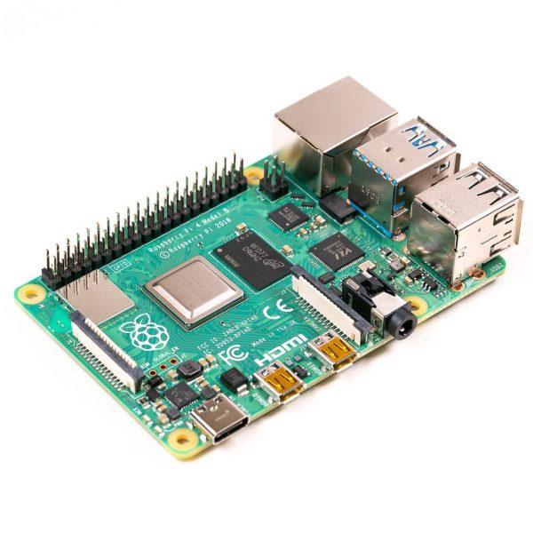 Raspberry Pi 4 Model B - DIY-Geek