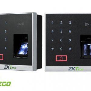 X8-BT - ZKTeco IP Based Fingerprint Access Control Units - DIY-Geek